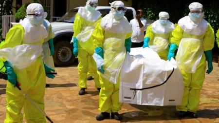 Эбола вирус Конгод илэрчээ