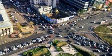 Өнөөдөр тэгш тоогоор төгссөн дугаартай автомашин замын хөдөлгөөнд оролцоно