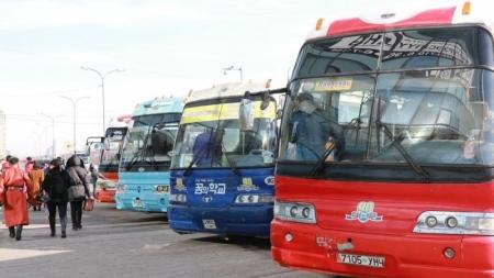 Дархан чиглэлийн автобусны цагийн хуваарьт өөрчлөлт оржээ