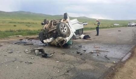Автын ослоор гурван хүн амиа алдав