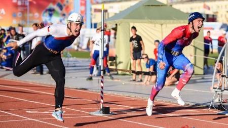 """""""Саадтай 100 метрийн гүйлт""""-ийн төрөлд дэлхийн дээд амжилт шинэчлэгдлээ"""