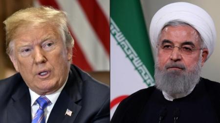 Доналд Трамп, Хасан Роухани нар уулзах боломжтой
