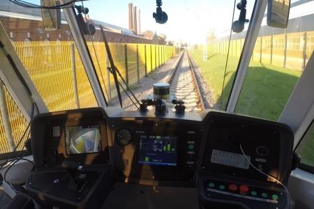 Автомат удирдлагатай галт тэрэгний зүтгүүр бүтээжээ