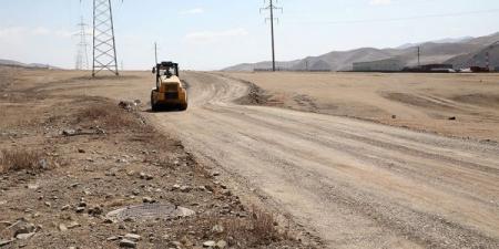 Улаанбаатар-Дарханы чиглэлийн замын ажлыг ирэх оны зургадугаар сард дуусгана