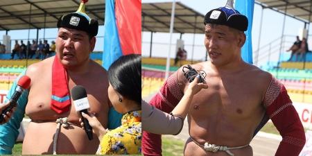 Монгол улсын начин Н.Баярбаатар түрүүлж, Монгол Улсын начин Б.Орхонбаяр үзүүрлэжээ