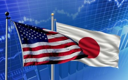 Япон, АНУ шинэ худалдааны гэрээ байгууллаа