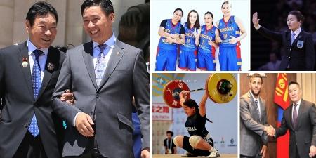 Спорт, урлаг соёлын онцлох-2019