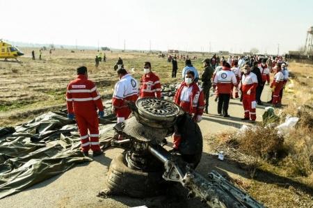 Украины онгоц Ираны пуужинд өртжээ