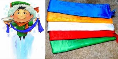 Таван өнгийн хадагний билэгдэл