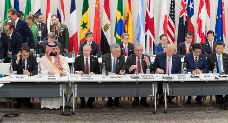 Саудын Араб их 20-ийн уулзалтыг цахимаар хийнэ гэж мэдэгдэв