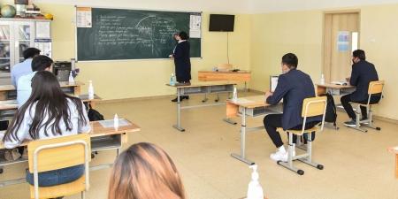 12 дугаар ангийн сурагчдын давтлага эхэллээ
