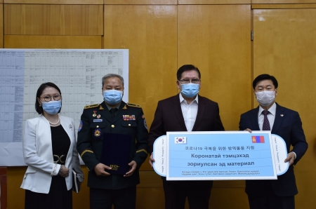 БНСУ-ын Элчин сайд Ли Ё Хун: БНСУ-д сонгуультай холбоотойгоор халдварын тоо нэмэгдээгүй