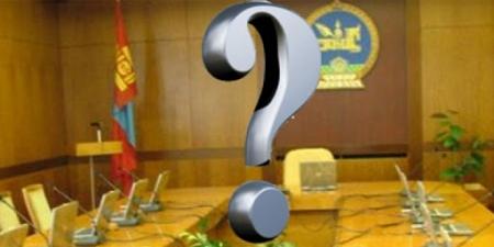 Ерөнхийлөгч, Ерөнхий сайд хоёр Засгийн газрын ийм хувилбарууд дээр ''ярилцаж'' байна