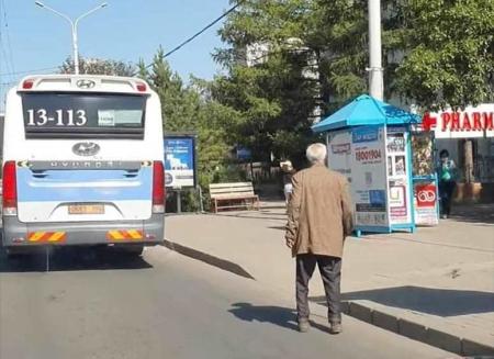 Ахмад настныг суулгаагүй явсан автобусны жолоочид хариуцлага тооцлоо