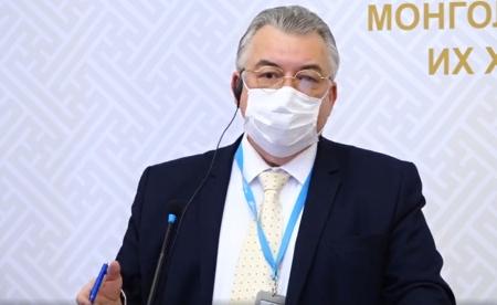 Сергей Диордица: Анхан шатны тусламж үйлчилгээг сайжруулбал олон хөтөлбөрт үр дүн гарна