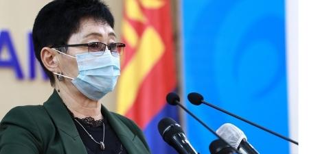 А.Амбасэлмаа: Хоёр хүний шинжилгээнээс коронавирус илэрлээ
