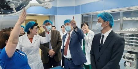 АШУҮИС-ийн Монгол-Япон эмнэлэг тусламж, үйлчилгээгээ өргөжүүлэн ажиллаж эхэллээ