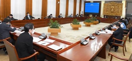 ХЗБХ: Монгол Улсын шүүхийн тухай хуулийн шинэчилсэн найруулгын төслийн анхны хэлэлцүүлгийг хийж эхэллээ