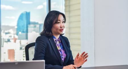 Ц.Байгалмаа: Голомт банк ''Жендэрийн тэгш байдлын хороо''-г 2020 онд байгуулсан