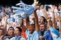 """""""Манчестер Сити"""" дөрөв дэх удаагаа премьер лигийн  аварга боллоо"""