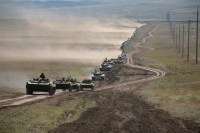"""Монголчууд """"Танкийн биатлон 2014""""-т  амжилттай өрсөлдөж байна"""