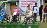 """""""Инчеон-2014"""" паралимпийн Ази наадамд оролцох тамирчдад зардлыг нь олгоно"""