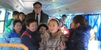 Налайх, Баянзүрх дүүргийн хүүхдүүд сургуулийн автобустай боллоо
