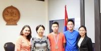 """""""АСЕАН-ы гишүүн орнуудын буудлагын тэмцээн""""-д оролцогчидтой уулзжээ"""