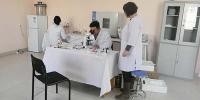 Зүүн бүс шүүхийн шинжилгээний хими-биологийн лабораторитой боллоо