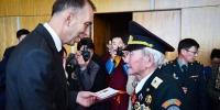 В.Путины зарлигаар 347 ахмад дайчинд медаль гардууллаа