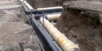 3А,Б магистраль шугамыг өргөтгөж шинэчлэхтэй холбогдуулан цэвэр усны шугамыг хамтад нь шинэчилнэ