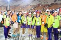 Тусгай олимпийн наадамд оролцсон тамирчдыг хүлээн авч уулзлаа