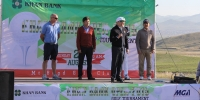 """""""Khan Bank Open 2015"""" гольфийн нээлттэй тэмцээн амжилттай болж өнгөрлөө"""