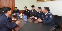 БНСУ-ын Үндэсний шүүхийн шинжилгээний хүрээлэнгийнхэн Монголд айлчилж байна