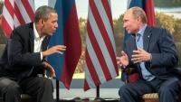 Маргааш Барак Обама, В.Путин нар уулзалдана