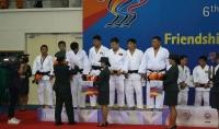 Цэргийн их наадмын тэмцээнээс жудочид багаараа мөнгөн медаль хүртжээ
