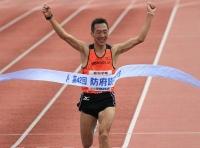 """Б.Сэр-Од """"Осака марафон""""-оос хүрэл медаль хүртэв"""