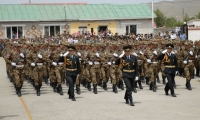 Хилийн 0165 дугаар анги Монгол Улсын баатар Д.Намнангийн нэрэмжит боллоо