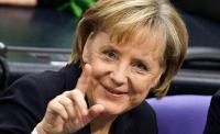 """Ангела Меркель """"Тайм""""сэтгүүлийн оны онцлох хүнээр шалгарчээ"""