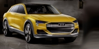 Устөрөгчөөр ажилладаг Audi h-tron quattro