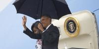Барак Обамагийн түүхэн айлчлал