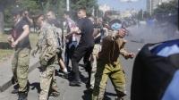 Украины зүүн этгээдийн байдал дахин хурцадлаа