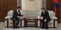 Монгол Улсын Засгийн газрын тухай хуульд өөрчлөлт оруулах тухай хуулийн төслийг өргөн барив