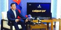 """""""Сайдын цаг"""" уулзалтад Шадар сайд Ц.Оюунбаатар оролцлоо"""