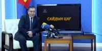 С.Ламбаа: Улаанбурхан өвчний тархалт буурч байна