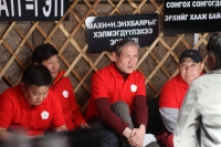 Ж.Мэндбаяр: Жинхэнэ өлсгөлөн зарлахад олон талын чадвар хэрэгтэй