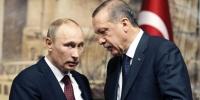 Эрдоган Путинд захидал бичжээ