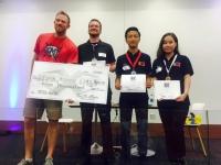 Оюун ухааны тамирчид халз тэмцээнээс хоёр медаль хүртжээ