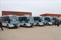 """""""Микро""""-ны оронд дунд оврын автобус иргэдэд үйлчилнэ"""