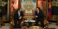 Д.Медведев: Эгийн голын УЦС-ын асуудлыг орхихгүй